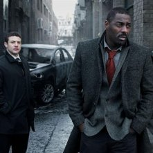 Idris Elba e Warren Brown a caccia di criminali nei vicoli di Londra in Luther