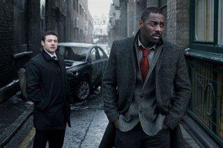 Idris Elba e Warren Brown a caccia di criminali nei vicoli di Londra in Luther