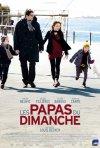 Les papas du dimanche: la locandina del film