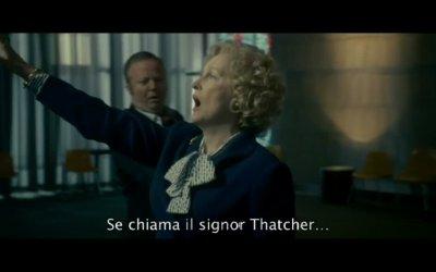Trailer sottotitolato - The Iron Lady