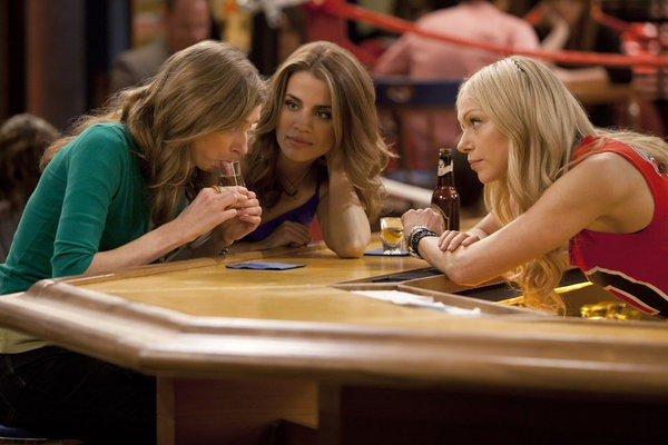 Are You There Chelsea Lauren Lapkus Natalie Morales E Laura Prepon In Una Scena Del Pilot 226208