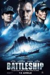 Battleship: il teaser poster italiano del film