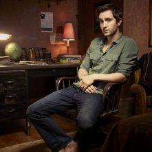 Being Human: Sam Huntington è Josh in una foto promozionale della seconda stagione