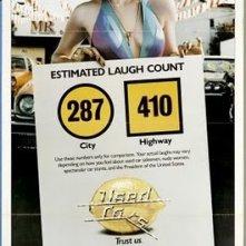 Cars duel: la locandina del film