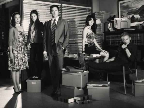 The Firm Una Foto Promozionale Del Cast Della Serie 226282