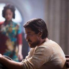 Christian Bale è John nel dramma storico The Flowers of War