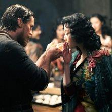 Christian Bale in The Flowers of War: una scena del film dedicato al Massacro di Nanchino del 1937