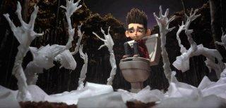 ParaNorman: Norman protagonista di una bizzarra scena nel bosco