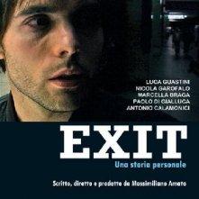 Exit - Una storia personale: la locandina del film