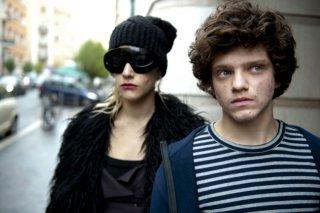 Io e te: Tea Falco insieme a Jacopo Olmo Antinori in una scena tratta dal film