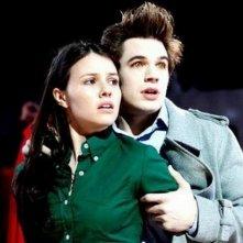 Una scena della parodia di Twilight intitolata Succhiami