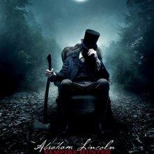 Abraham Lincoln: Vampire Hunter: la locandina del film