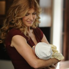 American Horror Story: Connie Britton in Afterbirth, episodio 12 della prima stagione