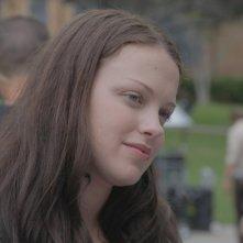 Heather Ann Davis nei panni di Bella in un bel primo piano tratto da Succhiami
