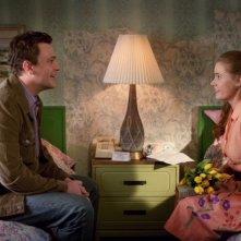 I Muppet: Jason Segel insieme a Amy Adams in una romantica scena del film