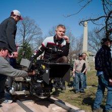 Molto forte, incredibilmente vicino: il regista Stephen Daldry sul set del film