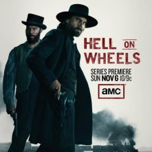 La locandina di Hell on Wheels