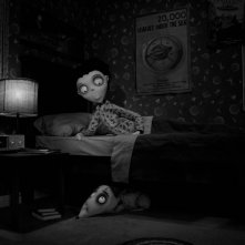 Frankenweenie: ecco una nuova immagine dark del lungometraggio animato in stop motion diretto da Tim Burton