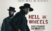 Hell on Wheels confermato per una seconda stagione