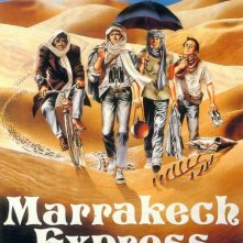 Marrakech express - locandina del film