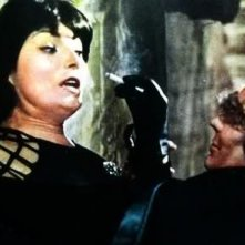 Rosanna Schiaffino in una drammatica scena de L'assassino ha riservato nove poltrone