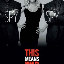 This Means War: una locandina del film