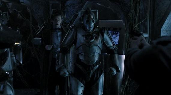 Doctor Who Una Scena Dell Episodio Closing Time 227416