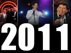 Gli show del 2011, Fiorello asso pigliatutto