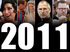 I grandi protagonisti del 2011: da Amy Winehouse a Lars von Trier