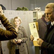 Alcatraz: Sam Neill e Sarah Jones nel pilot della serie