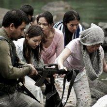 Captive: un'immagine del film diretto da Brillante Mendoza
