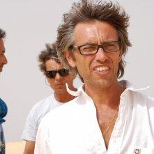 Corrado Trionfera sul set a Tozeur (Tun) Settembre 2010