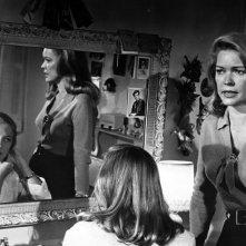 Cybill Shepherd ed Ellen Burstyn, madre e figlia all'insegna della duplicità ne L'ultimo spettacolo