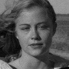 Cybill Shepherd in un primo piano tratto da L'ultimo spettacolo