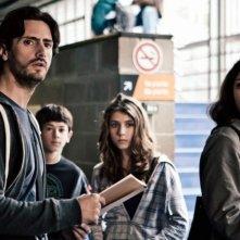 Dictado: Juan Diego Botto e Bárbara Lennie in una scena del film