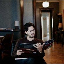 Dictado: Juan Diego Botto nei panni di Daniel in una scena del film
