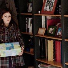 Dictado: la piccola protagonista Mágica Pérez in una scena del film