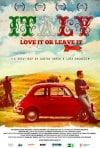 Italy: Love It, or Leave It , il poster del film