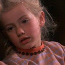 La casa che grondava sangue: Chloe Franks in una scena del film