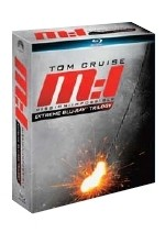 La copertina di Mission: Impossible Trilogy (blu-ray)