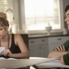 Pretty Little Liars: Ashley Benson e Brendan Robinson nell'episodio A Hot Piece of A