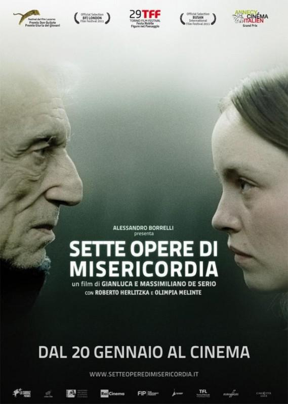 Sette Opere Di Misericordia La Locandina Definitiva Del Film 227859