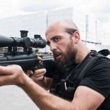 Alex Lucchesi combatte gli zombie in Eaters