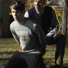 Dennis Quaid in Beneath the Darkness con Devon Werkheiser