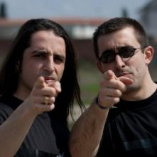 I registi di Eaters Luca Boni e Marco Ristori