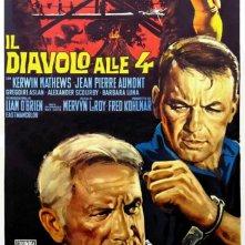 Il diavolo alle quattro: la locandina del film