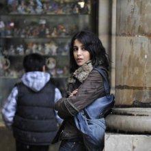 Leïla Bekhti in Une vie meilleure: una scena del film