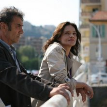 Chiara Caselli in Beau Rivage accanto a Daniel Duval