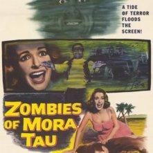 Il segreto di Mora Tau: la locandina del film