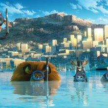 Madagascar 3: ricercati in Europa, la prima foto del film